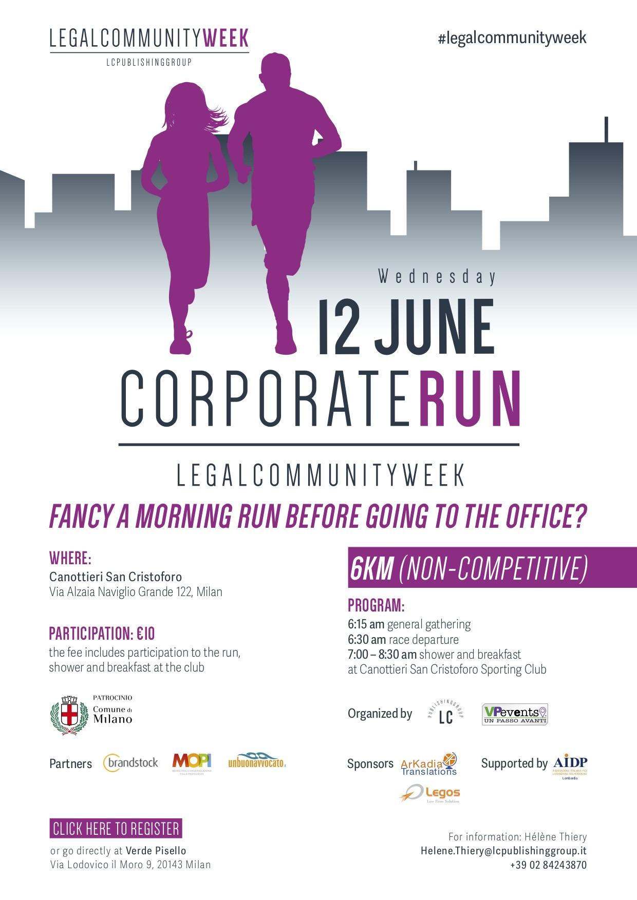 Run - Invite