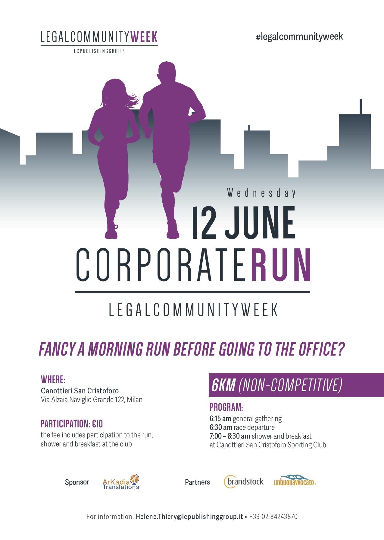 Corporate Run - ADV