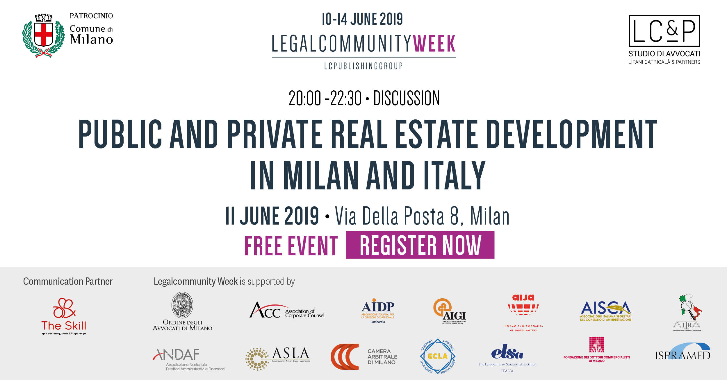 "Discussion: ""Public and private real estate development in Milan and Italy"""