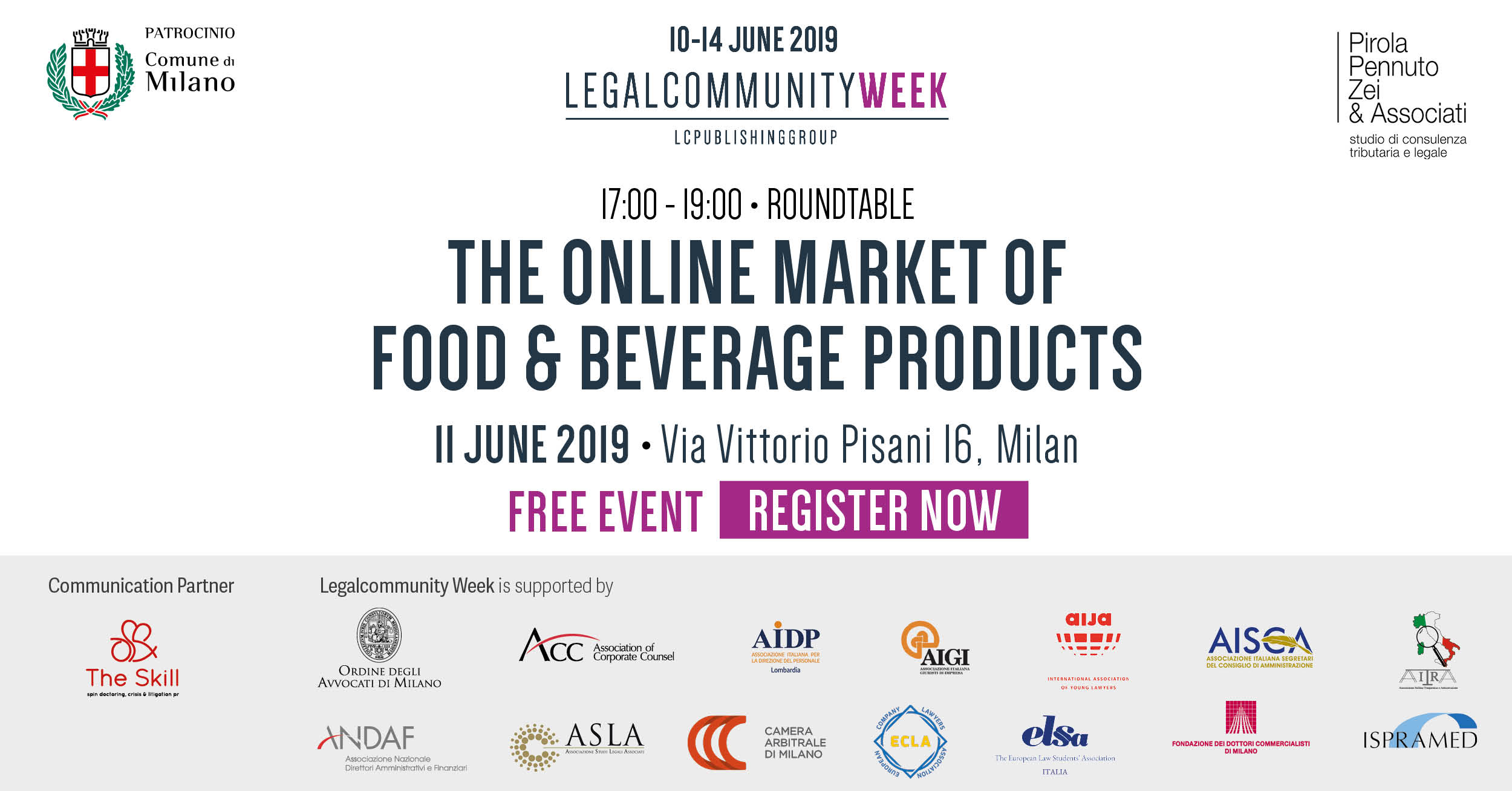 "Roundtable:""The online market of Food & Beverage prodcts"""